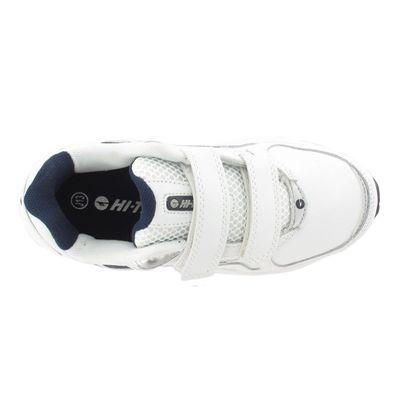 Hi-Tec R156 EZ Leather Boys Running Shoes - Top View