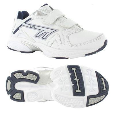 Hi-Tec R156 EZ Leather Boys Running Shoes