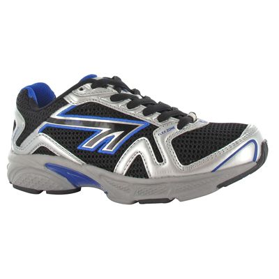Hi-Tec R156 JNR Boys Running Shoes - Black
