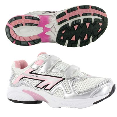 Hi-Tec R157 JRG EZ Girls Running Shoes