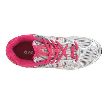 Hi-Tec R157 Ladies Running Shoes - Top View