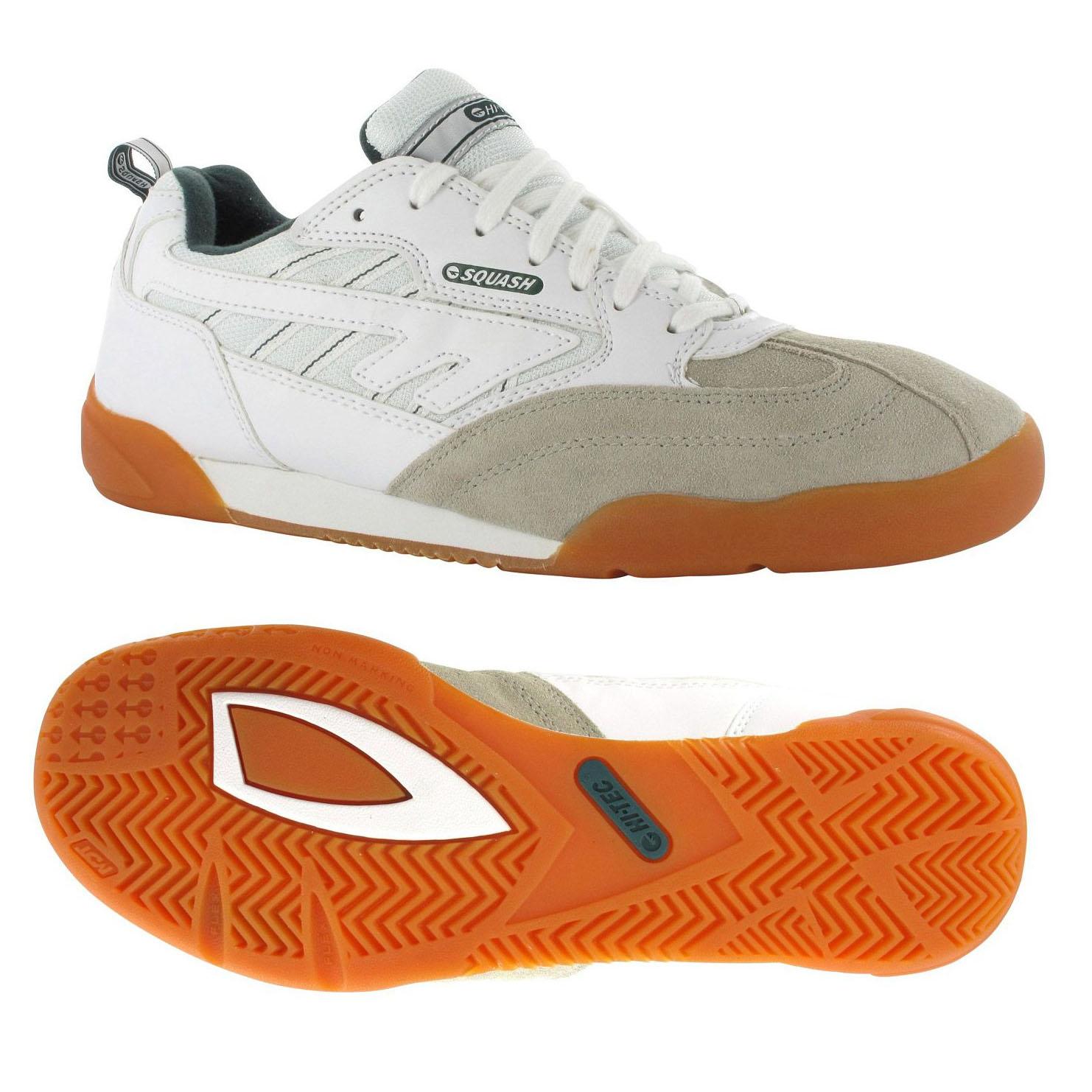 Hi-Tec Squash Classic Shoes - 7 UK