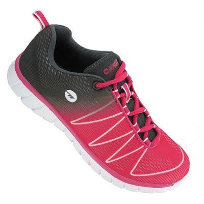 Hi-Tec Volt Ladies Running Shoes - Angle View
