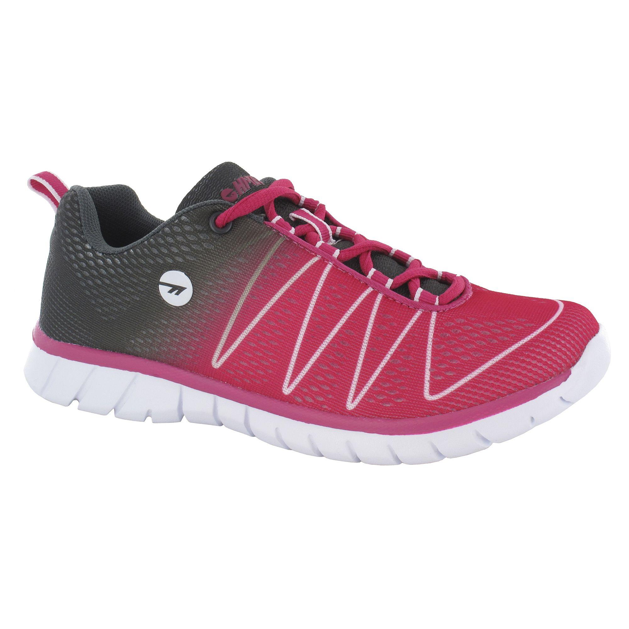 Hi Tec Volt Ladies Running Shoes Sweatband Com