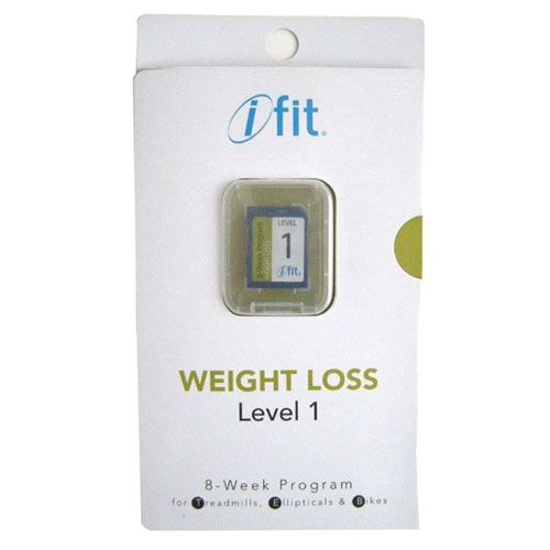 iFit Weight Loss SD Card