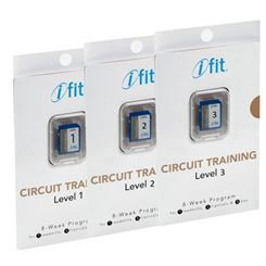 iFit Circuit Training SD Cards Pack