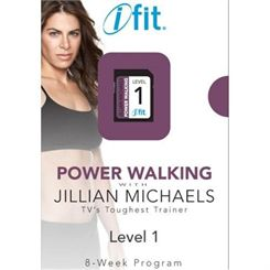 iFit Power Walking SD Card
