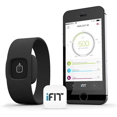 iFit Act Fitness Activity Tracker App
