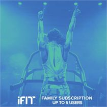 iFit Coach 12 Month Family Subscription
