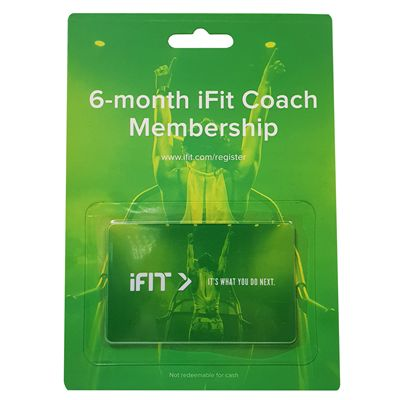 iFit Coach 6 Month Subscription