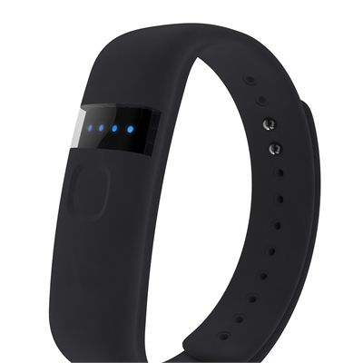 iFit Link Fitness Activity Tracker Angled