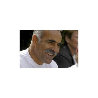 Mansour Bahrami - The Man Behind The Moustache