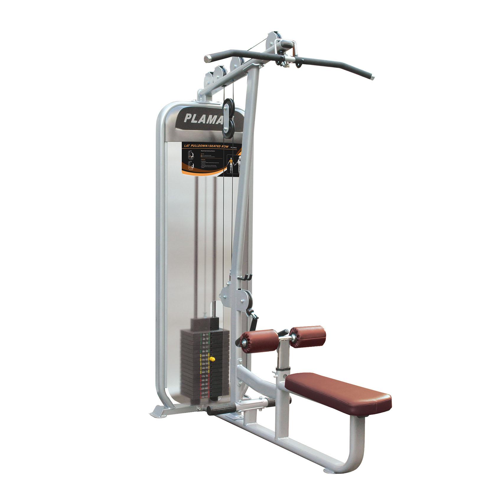 cheap lat pulldown machine