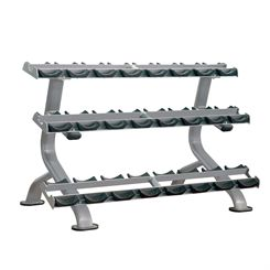 Impulse Elite 3 Tier Dumbbell Rack (12 pair)