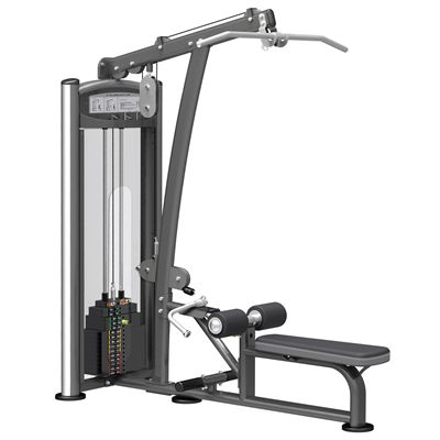 Impulse IT Lateral Pulldown and Vertical Row