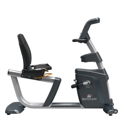 Impulse RR700 Recumbent Exercise Bike - Side