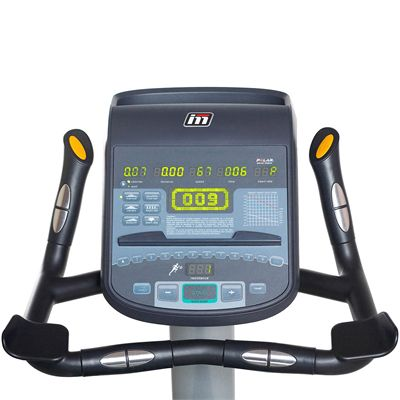 Impulse RU700 Upright Exercise Bike - Console