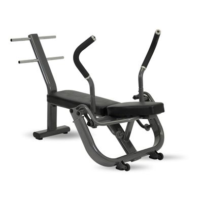 Inspire Fitness Abdominal Bench - Back