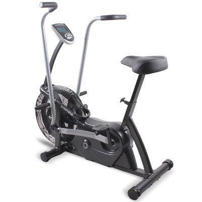 Inspire Fitness CB1 Air Exercise Bike - Angled