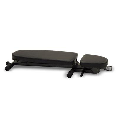 Inspire Fitness Folding Bench - Folded
