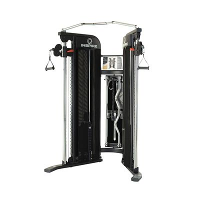 Inspire Fitness FT1 Functional Trainer - Side3
