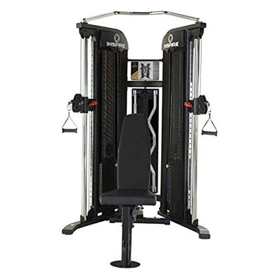 Inspire Fitness FT1 Functional Trainer Package - Front