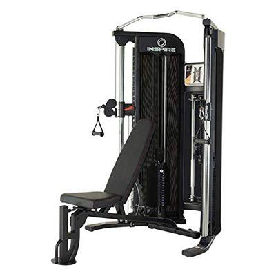 Inspire Fitness FT1 Functional Trainer Package - Slant