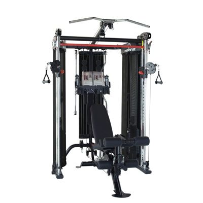 Inspire Fitness FT2 Functional Trainer Package - Front