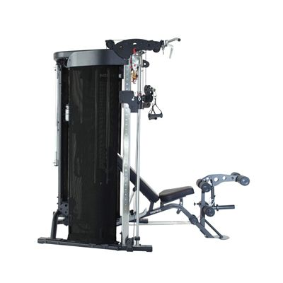 Inspire Fitness FT2 Functional Trainer Package - Side