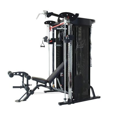 Inspire Fitness FT2 Functional Trainer Package - Side2