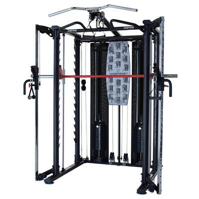 Inspire Fitness Full Smith Cage System 2