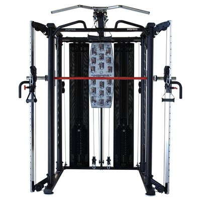 Inspire Fitness Full Smith Cage System 3