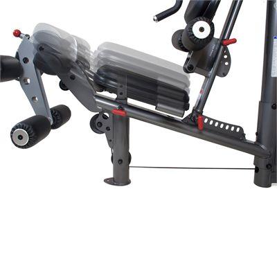 Inspire Fitness M3 Multi Gym Adjustable Orthopeadic Padding