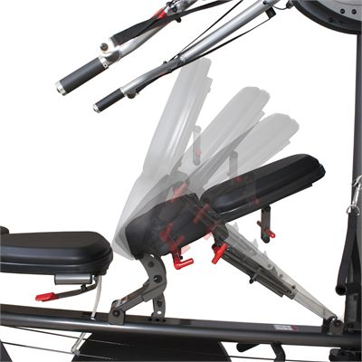 Inspire Fitness M4 Multi Gym - Adjustable Elements 1