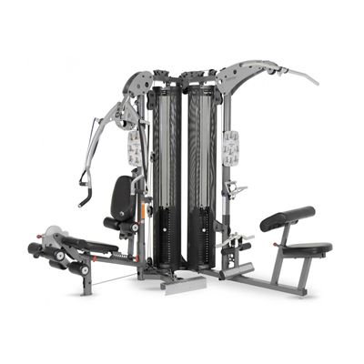 Inspire Fitness M5 Multi Gym Station - Angled