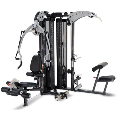 Inspire Fitness M5 Multi Gym Station With Roman Chair