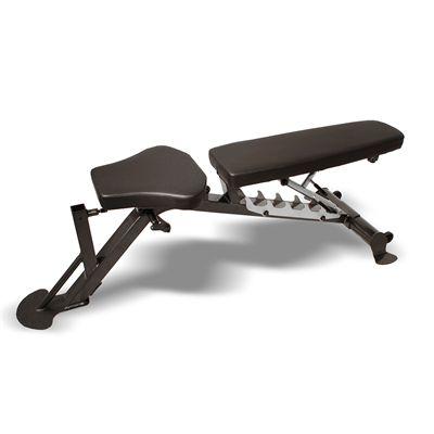 Inspire Fitness SCS Dumbbell Bench - Flat Folded