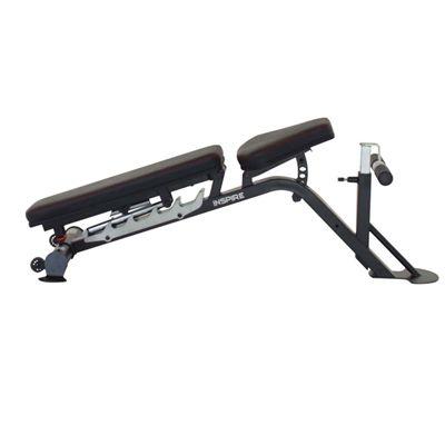 Inspire Fitness SCS Dumbbell Bench - Flat2