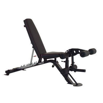 Inspire Fitness SCS Dumbbell Bench - Side