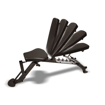 Inspire Fitness SCS Dumbbell Bench - Folding