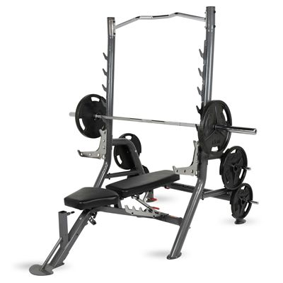 Inspire Fitness Squat Rack - 1