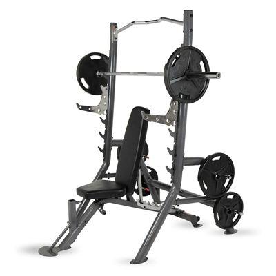 Inspire Fitness Squat Rack - 3