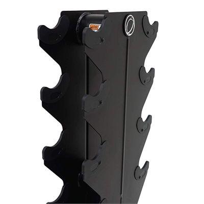 Inspire Fitness Vertical Dumbell Rack - Zoom