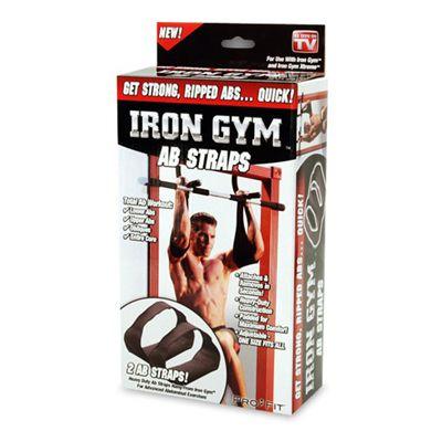 Iron Gym Ab Straps - Box