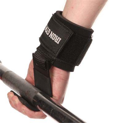 Iron Gym Iron Lifting Grips - Image 2