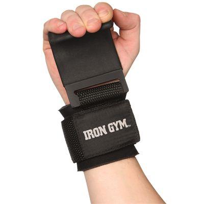 Iron Gym Iron Lifting Grips - Image 3