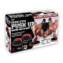 Iron Gym Push Up Max Rotating Push Up Bars - Box