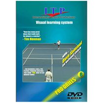 ITP Tennis Training DVD 6 'Pro Drills'