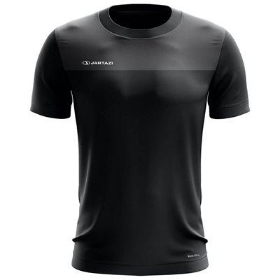 Jartazi Bari Mens Poly T-Shirt - Black