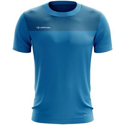 Jartazi Bari Mens Poly T-Shirt - Blue